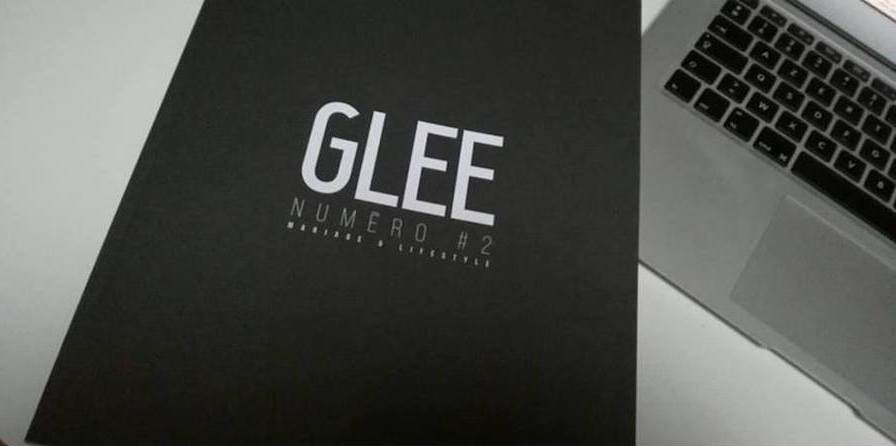 parution magazine Glee 2