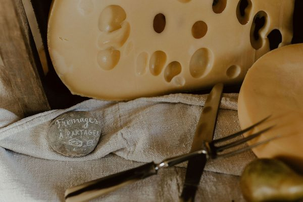 Inspiration mariage automne déco fromages